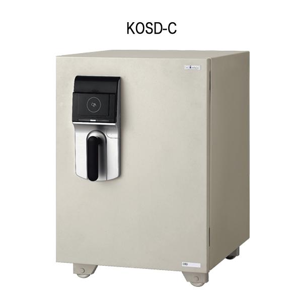 【別途見積商品】金庫〔アイボリー〕 KOSD-C【受注生産品】【 メーカー直送/後払い決済不可 】