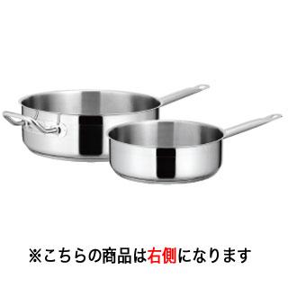 【まとめ買い10個セット品】 【 業務用 】KYS NEWPRO IH片手浅型鍋(蓋無) 20cm