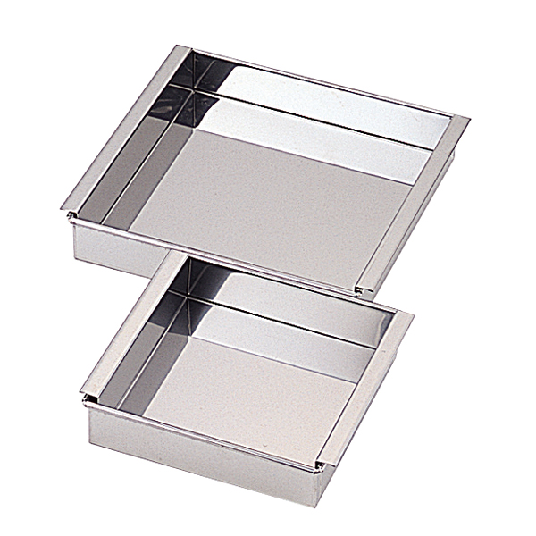 kisi-12-0205-1305 引き出物 18-8 業務用玉子豆腐器 27cm 厨房館 関東型 全品送料無料