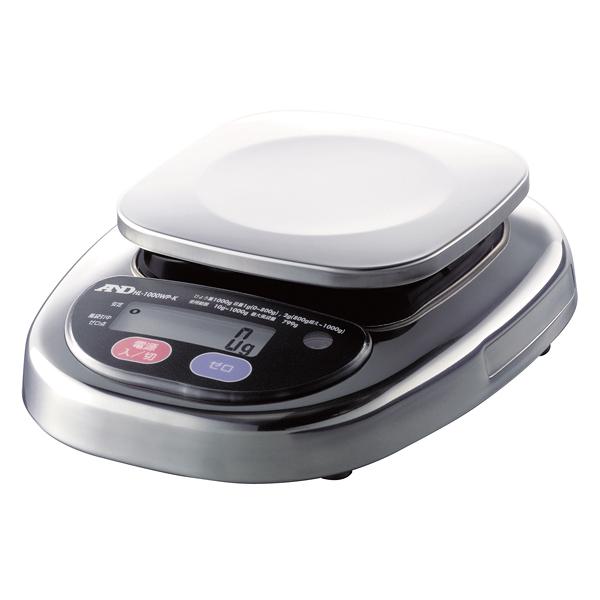 A&D 防水・防塵デジタルはかり HL-WP HL-3000WP 【厨房館】