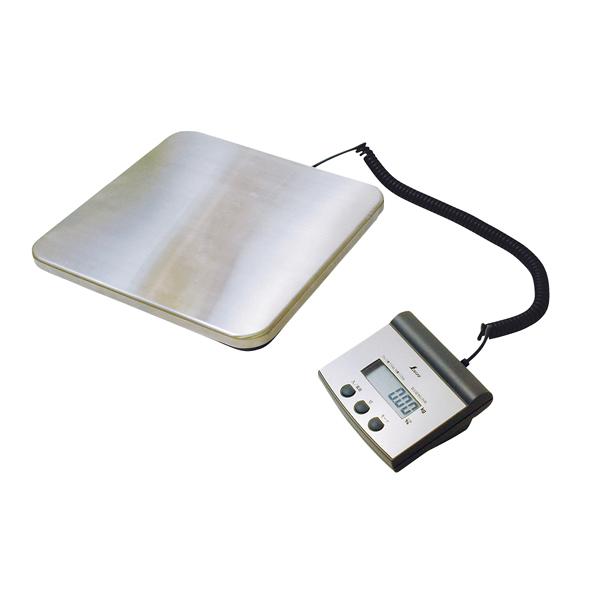 隔測式 デジタル台はかり 70108 【厨房館】