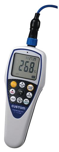【2018年製 新品】 防水デジタル温度計 CT-5200WP CT-5200WP【厨房館】 (センサー別売)【厨房館】, CRSオンライン:121617d7 --- test.ips.pl