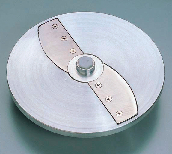 OMV-300D用 輪切りプレート(1~15mm) 【厨房館】