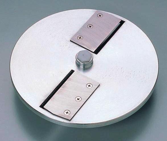 OMV-300D用 角千切りプレート(3×4P) 【厨房館】