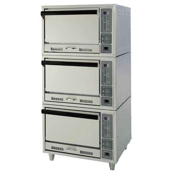 電気立体炊飯器(4升×3) ORC-15N 三相200V 【厨房館】