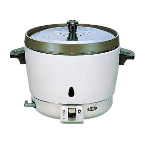 リンナイ ガス炊飯器 RR-15SF-1(1.5升炊き・フッ素釜) LP 【厨房館】