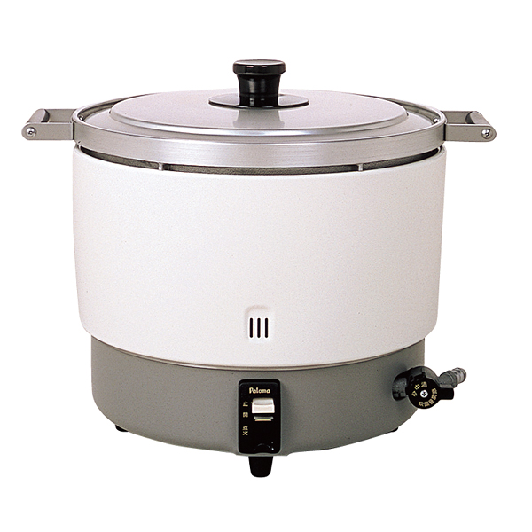 パロマ ガス炊飯器 PR-10DSS(5升炊き) 13A 【厨房館】