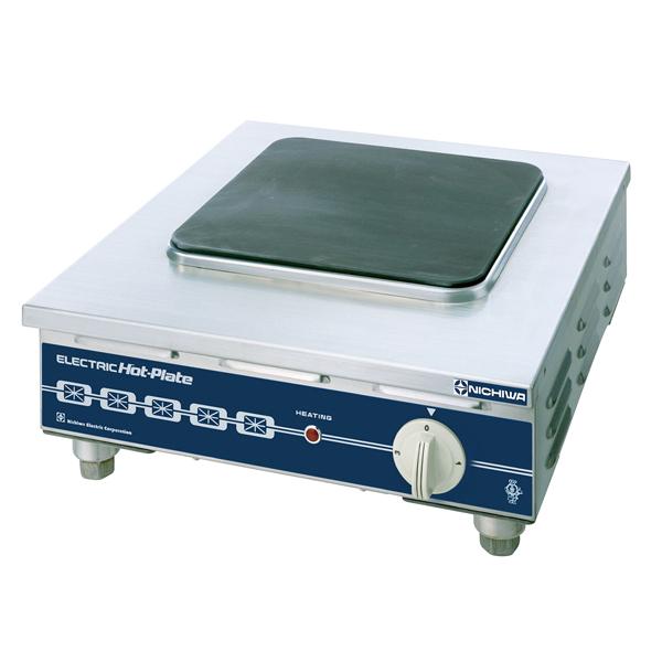 電気コンロ THP-4 単相200V 【厨房館】