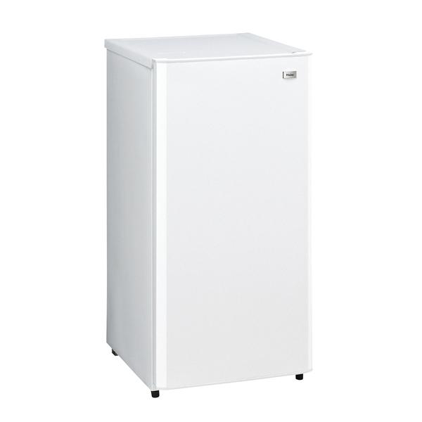 ハイアール 1ドア冷凍庫 JF-NU100G(W) 【厨房館】