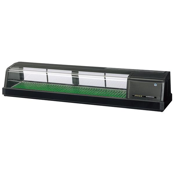 恒温高湿ネタケース 黒 FNC-150B 左(L) 【厨房館】