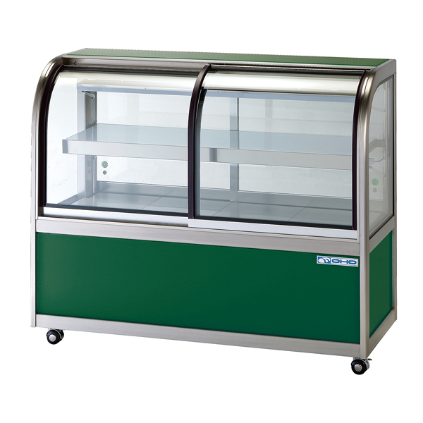 低温冷蔵ショーケース OHGP-Sd型 OHGP-Sd-1800 後引戸(B) 【厨房館】