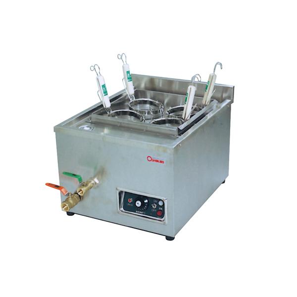 卓上型電気ゆで麺器 OPB-30BMH(冷凍麺対応) 【厨房館】