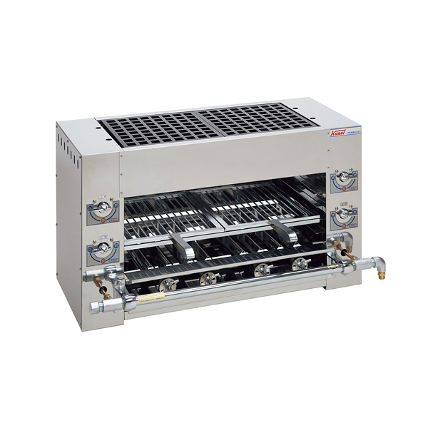 両面式焼物器 KF-W 13A 【厨房館】