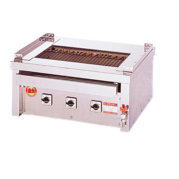 電気式焼物器 万能(卓上型) 3P-218C 【厨房館】