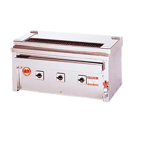 電気式焼物器 焼鳥専用(卓上型) 3P-212KC 【厨房館】