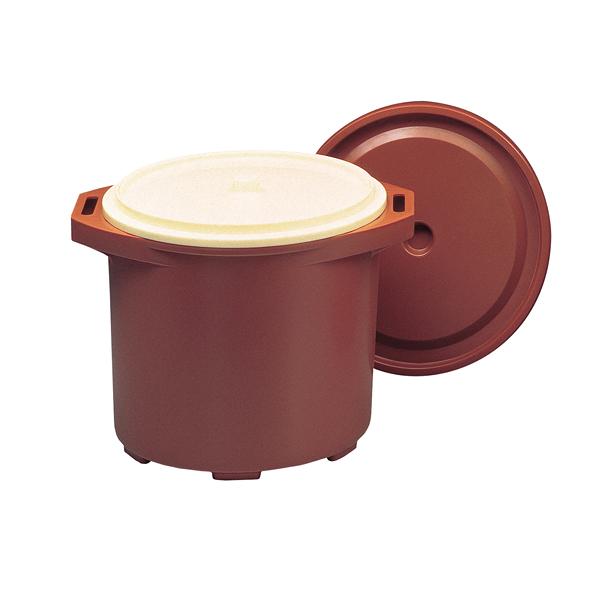 プラスチック保温食缶 みそ汁用 DF-M1(大) 【厨房館】