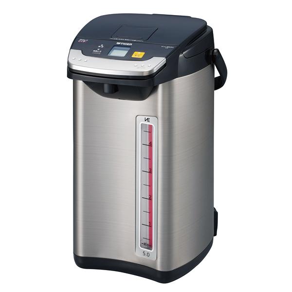 タイガー 蒸気レスVE電気まほうびん 〈とく子さん〉 PIE-A500(5.0l) 【厨房館】
