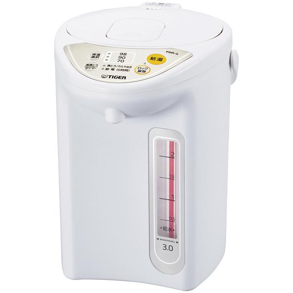 タイガー マイコン電動ポット PDR-G301(3.0l) 【厨房館】