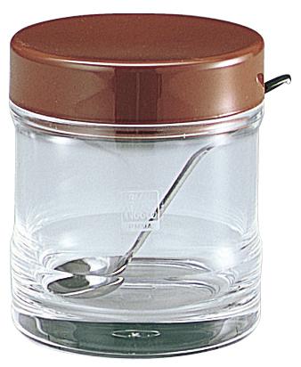 kisi-12-0417-1601 ノーブル シュガーポット 期間限定の激安セール 厨房館 低価格化 ブラウン