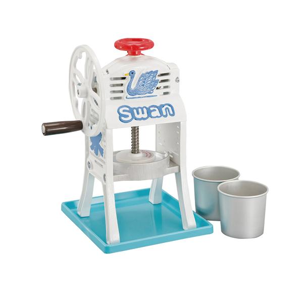 スワン ミニ手動式氷削機 〈小さな南極〉SI-2C 【厨房館】