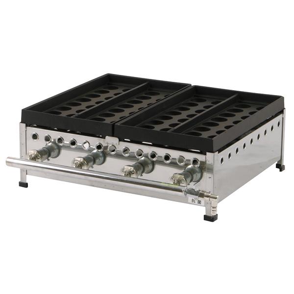 たこ焼機(32穴) 321SDX 1連 13A 【厨房館】