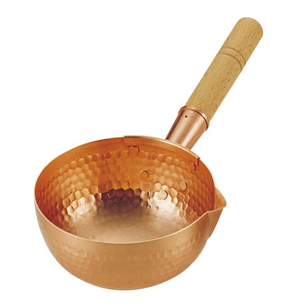 銅 ボーズ鍋 24cm 【厨房館】