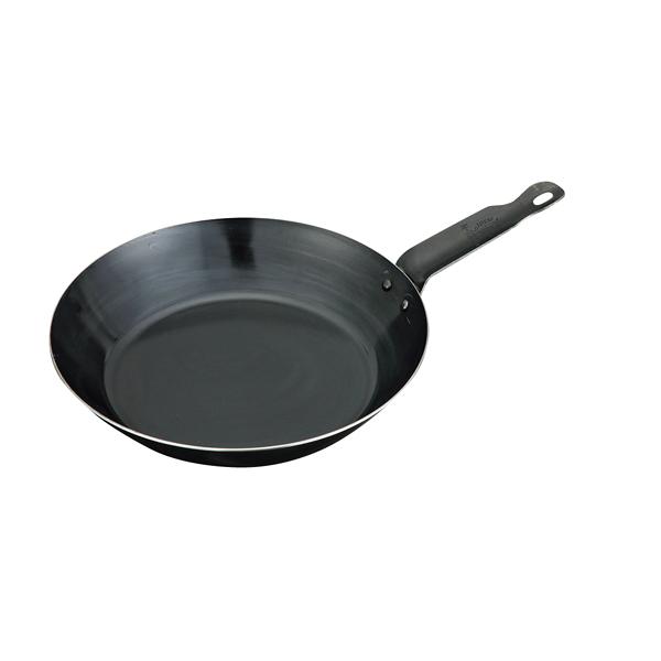 鉄 短柄フライパン 42cm 【厨房館】