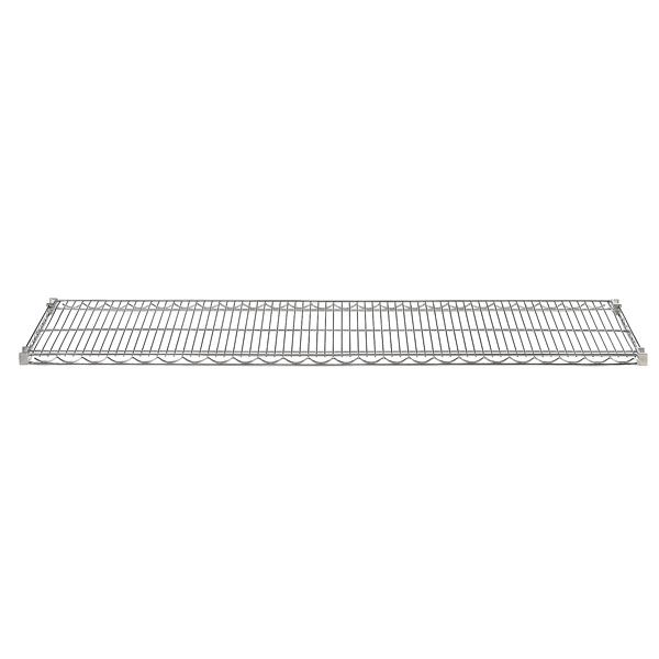 カワジュン メッシュシェルフ(棚板)ステンレス 奥行D600 W1500 【厨房館】