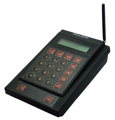 お客様呼び出しシステム コールギア GEAR20セット 白 【厨房館】