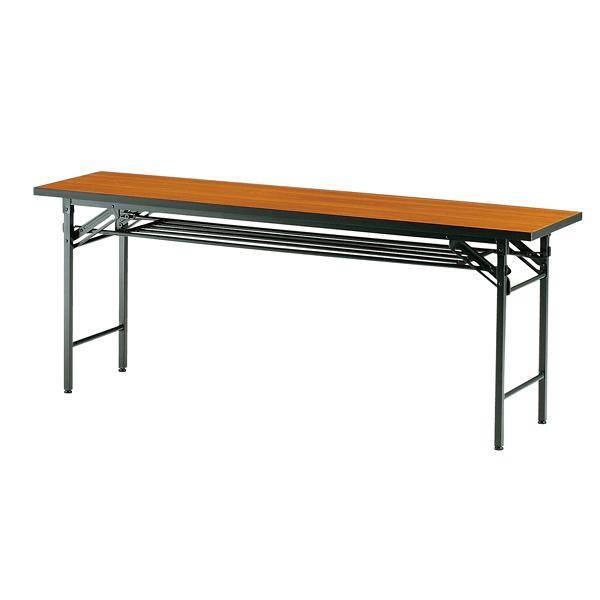 折りたたみテーブル TCT-1845 【厨房館】