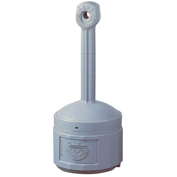 屋外用灰皿 シースファイア J26800 グレー 【厨房館】