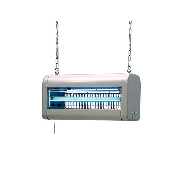 屋内用電撃殺虫器 キルショッカー GK-4030Y 【厨房館】