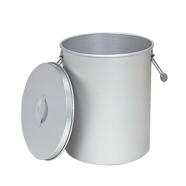 アルマイト 刑務所用お茶タンク(蓋付) 【厨房館】