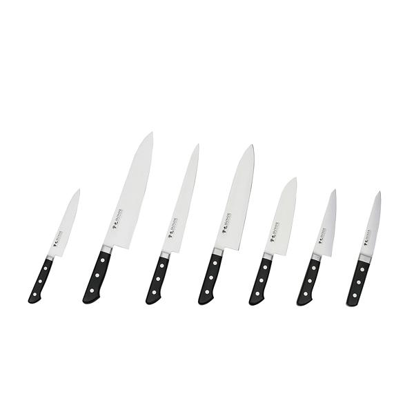 ツバ付洋出刃 270mm(51017) 【厨房館】