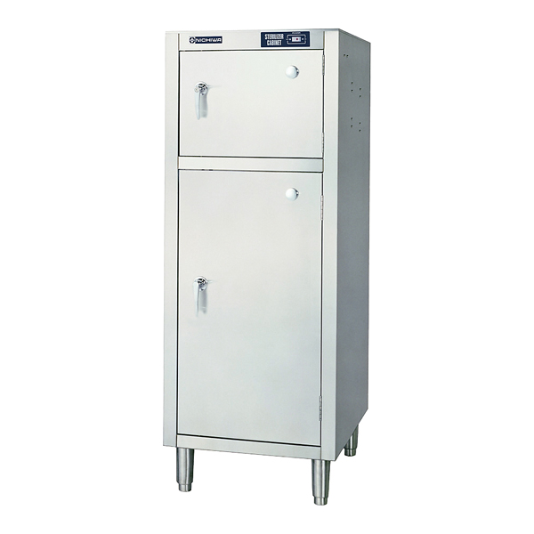 電気 包丁殺菌庫 (乾燥機能なし) SC-1581 【厨房館】