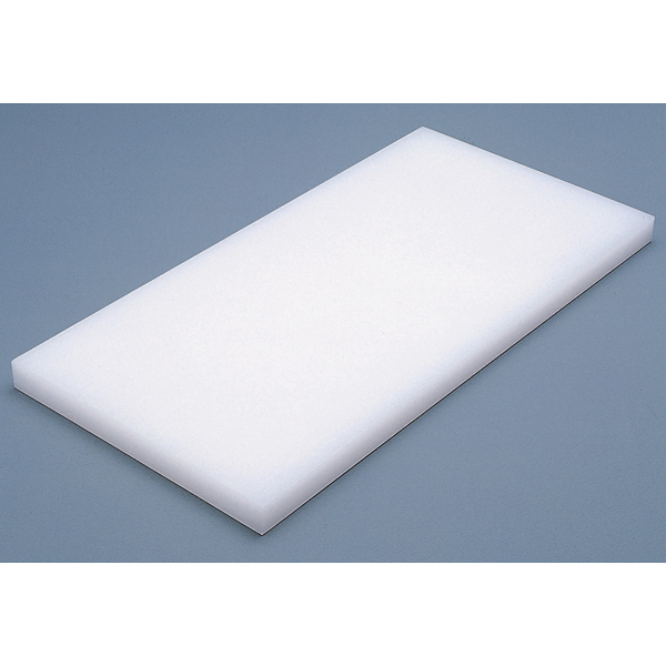 K型 プラスチックまな板 K10D 厚さ50mm 【厨房館】