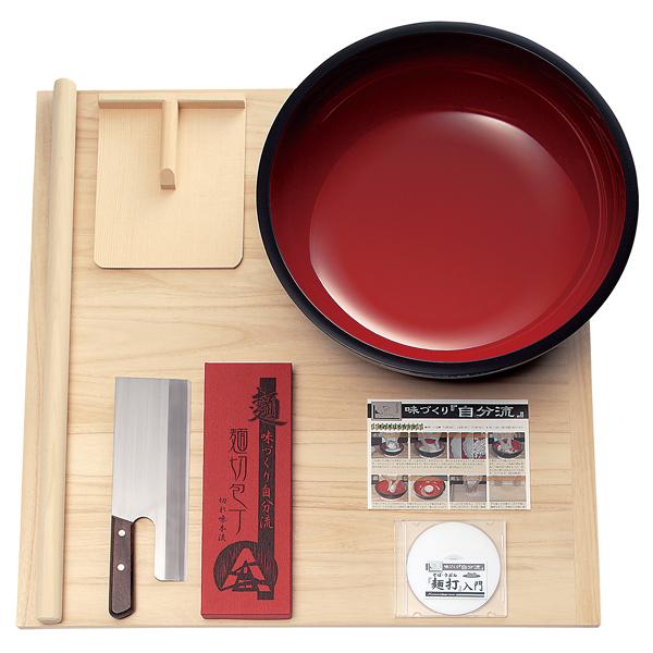 普及型麺打セット(大) A-1260 【厨房館】