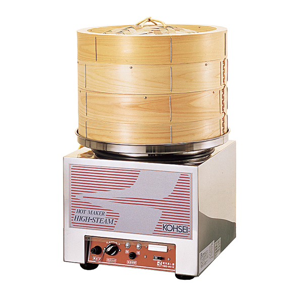 電気蒸し器 HBD-80・N (饅頭専用) 【厨房館】