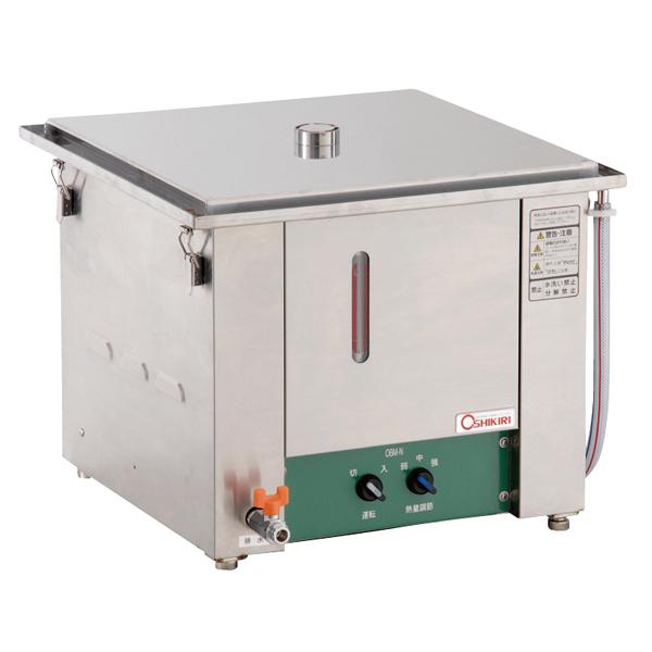 電気蒸し器 OBM-600TN 【厨房館】
