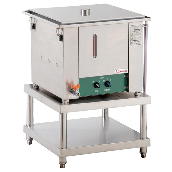 電気蒸し器 専用台 OBM-600TN用 【厨房館】
