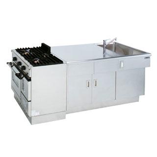 【 業務用 】調理実習台 MJW-S229