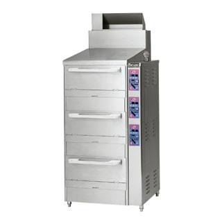【 業務用 】低輻射立体炊飯器 MRC-CX3D【 メーカー直送/後払い決済不可 】