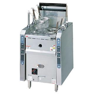 業務用 マルゼン ガス自動ゆで麺機 MRL-04C 【 厨房機器 】 【 メーカー直送/後払い決済不可 】 【厨房館】