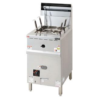 業務用 マルゼン ガス角槽型ゆで麺機 MRLN-04C 【 厨房機器 】 【 メーカー直送/後払い決済不可 】 【厨房館】