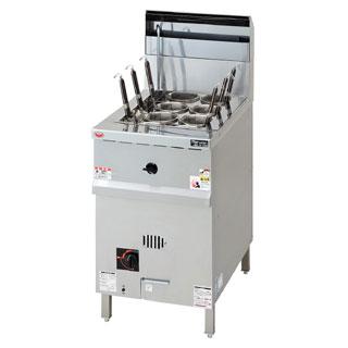 業務用 マルゼン ガス角槽型ゆで麺機 MRLN-06C 【 厨房機器 】 【 メーカー直送/後払い決済不可 】 【厨房館】