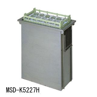 【 業務用 】業務用 マルゼン 食器ディスペンサー MSD-K3618 【 厨房機器 】 【 メーカー直送/代引不可 】