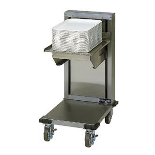 【 業務用 】業務用 マルゼン 食器ディスペンサー MSD-L4045 【 厨房機器 】 【 メーカー直送/代引不可 】