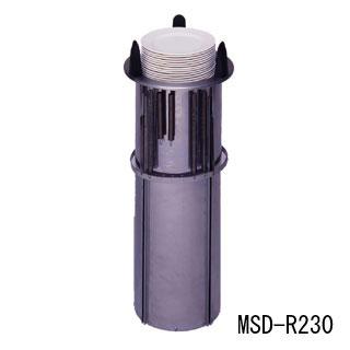 【 業務用 】業務用 マルゼン 食器ディスペンサー MSD-R285H 【 厨房機器 】 【 メーカー直送/代引不可 】