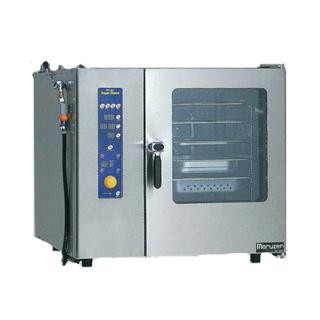 【 業務用 】マルゼン 電気式スチームコンベクションオーブン SSC-05SCNU【 メーカー直送/後払い決済不可 】