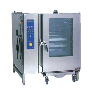 【 業務用 】マルゼン 電気式スチームコンベクションオーブン SSC-24SCNU【 メーカー直送/後払い決済不可 】